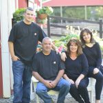 Sherrill Family, owners of Dahlia Barn